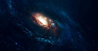 La Vía Láctea está colisionando con otra galaxia