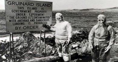 Isla escocesa estuvo en 50 años en cuarentena tras ser contaminada por el gobierno británico con experimentos biológicos