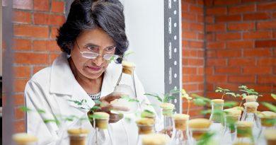 María Esperanza Martínez, la mexicana que estudia bacterias amigables con el ambiente