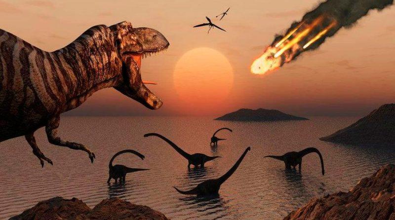 La oscuridad y no el frío fue lo que acabó con los dinosaurios