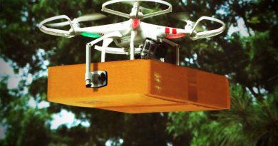 Drones para el transporte de muestras médicas: más rápido y sin contacto