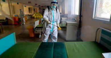 Un estudio realizado en el epicentro del coronavirus advierte de nuevos síntomas, cómo vómitos y diárreas