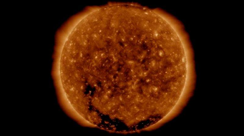 China completa su gran telescopio solar