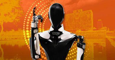 Un robot mexicano experto en ventas, promociones e inteligencia artificial