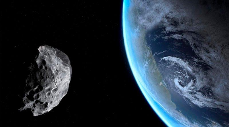 Un asteroide de 20 metros pasa junto a la Tierra 4 días tras su detección
