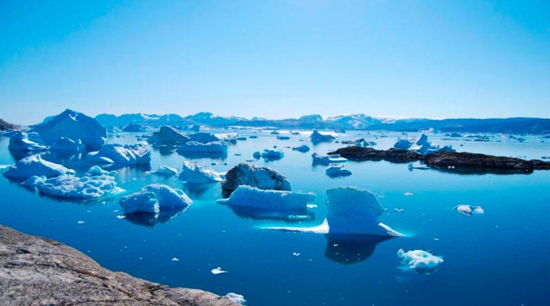 Groenlandia bate otro récord de deshielo al perder 600,000 millones de toneladas de hielo en 2019