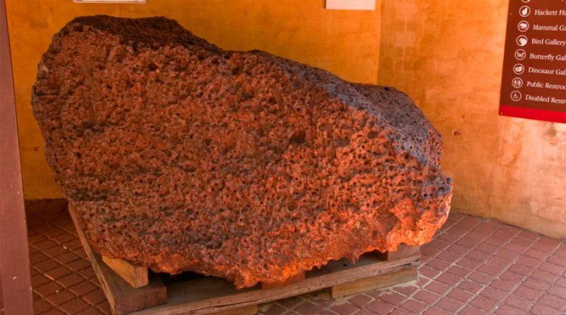 Descubren por primera vez superconductividad en pedazos de meteorito