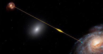 Se detectan otras nueve misteriosas señales cósmicas FRB que se repiten