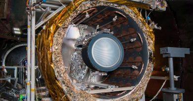 Este motor de iones propulsará la primera misión de defensa planetaria que desviará asteroides