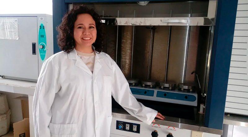 Científica mexicana emplea hongos para degradar poliuretanos