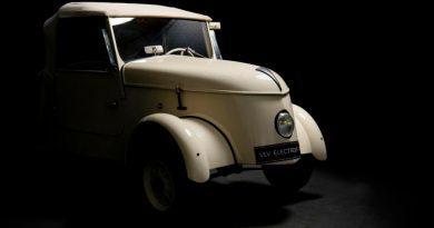 Peugeot creó un coche eléctrico hace 80 años