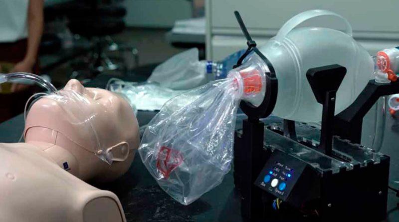 El MIT intenta publicar un diseño para fabricar respiradores 'low cost'