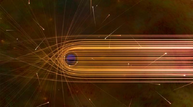 Descubren de qué manera ver los infinitos anillos de luz de un agujero negro