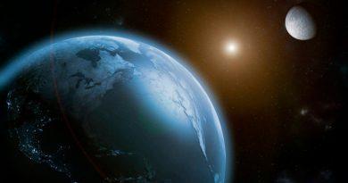 La miniluna que estaba orbitando nuestro planeta regresa a la órbita solar u volverá en 2044