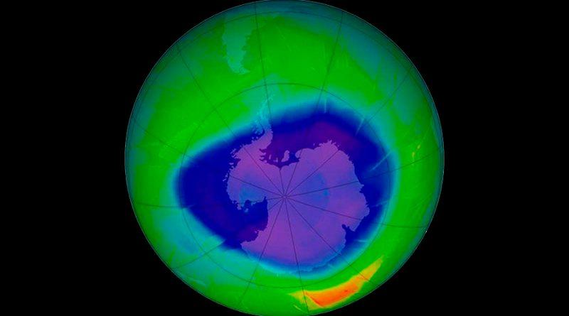 Ha aparecido un nuevo agujero en la capa de ozono del que debemos preocuparnos