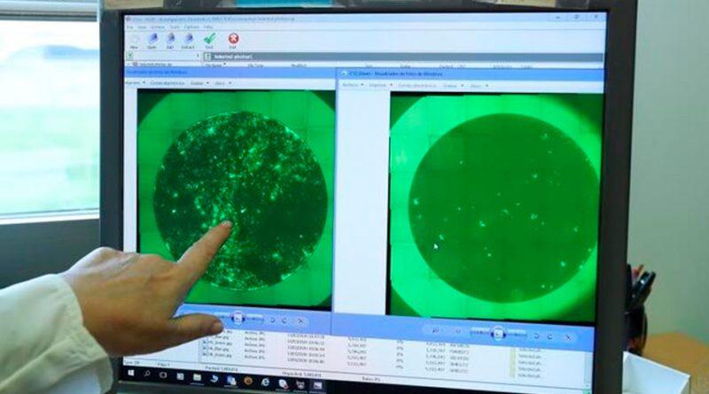 Nueva tecnología muestra dónde está el virus, su munición y sus movimientos