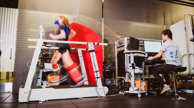 Este mini-exoesqueleto hace que correr sea más fácil