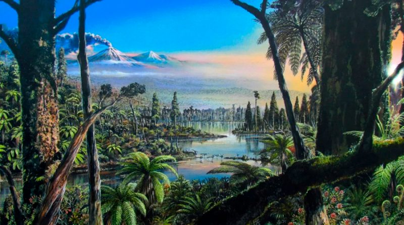 Descubren restos de una antigua selva tropical cerca del Polo Sur