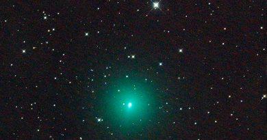 El cometa ATLAS, cada vez más cerca y su vistosidad competira con Venus en el cielo nocturno