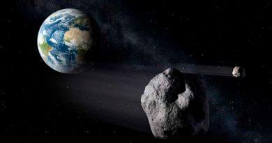 Un gigantesco asteroide se acercará a la Tierra este 29 y abril y NASA descarta riesgos