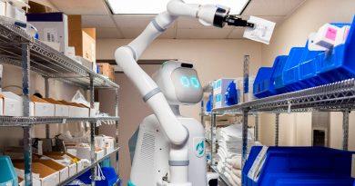 Coronavirus: ¿puede un robot ayudar a proteger al personal médico sanitario que trabaja en primera línea?