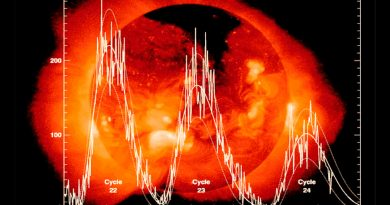 Inicia la nueva inversión de los polos magnéticos del Sol y qué consecuencias puede tener para la Tierra