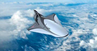 Talon-A, el avión futurista que quiere instaurar los vuelos hipersónicos a 7.500 Km/h
