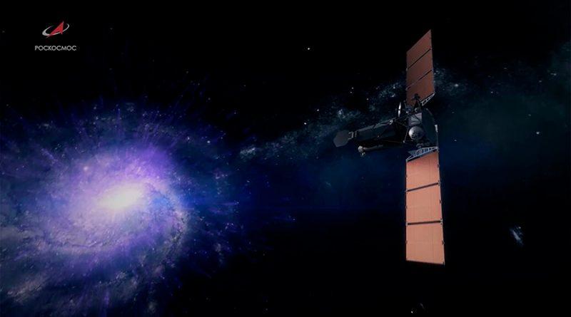 Un telescopio ruso capta el despertar de un agujero negro