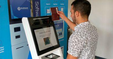 Una tecnología identifica pasajeros con potenciales síntomas de COVID-19 al momento del check-in