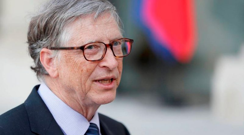 Bill Gates financiará siete proyectos de vacuna para el coronavirus simultáneamente