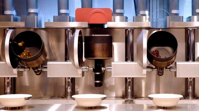 Spyce, el restaurante en donde el cocinero es un robot con tecnología inventada por Nikola Tesla