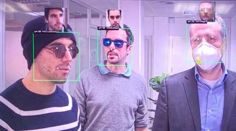 Tecnología nueva permite la identificación a través de una máscara
