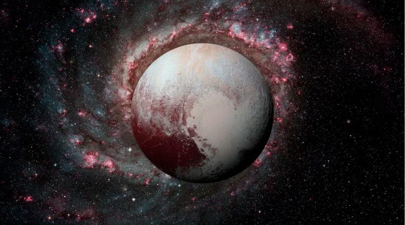 Plutón podría ser habitable, pero tendríamos que vivir como Aquaman