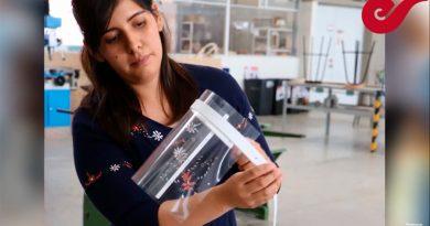 Coronavirus: Mexicanos unen esfuerzos para blindar a médicos; diseñan y fabrican caretas