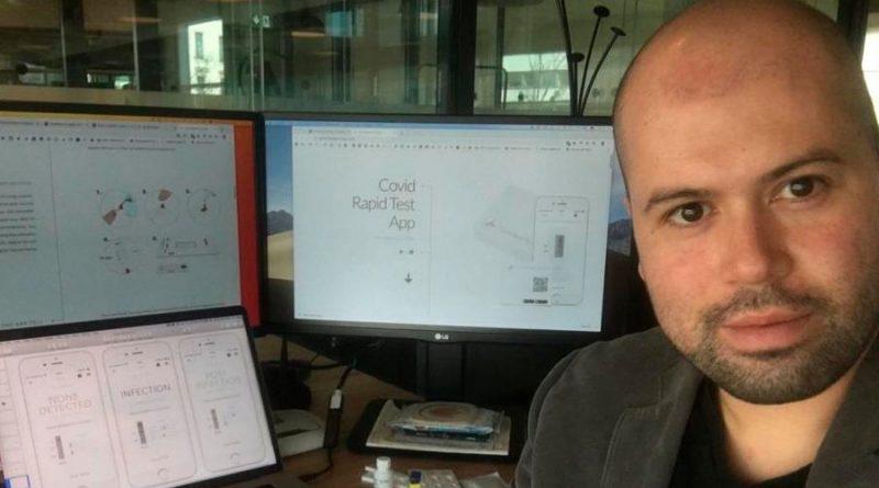 Mexicano desarrolla app para diagnosticar Covid-19