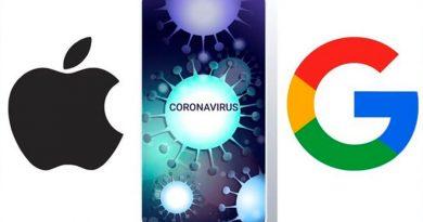 Avanzado y controvertido plan de Apple y Google para rastrear el coronavirus desde tu teléfono
