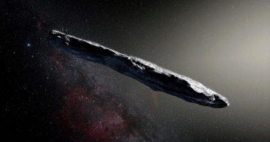 Nueva teoría sobre la forma alargada del objeto interestelar 'Oumuamua
