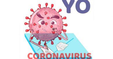 Yo, Coronavirus