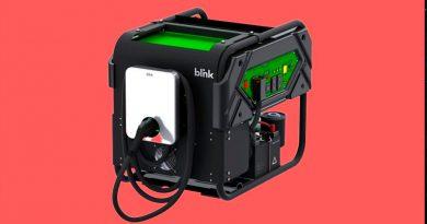 Este cargador portátil de emergencia convierte gasolina en electricidad para recargar tu coche eléctrico