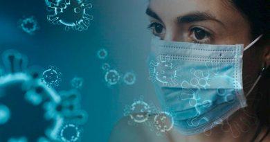 Pacientes con COVID-19 pueden contagiar 3 días antes de mostrar síntomas