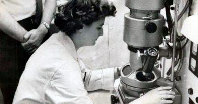 June Almeida, la mujer que identificó por primera vez un coronavirus hace medio siglo