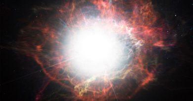 Descubren una supernova cuya magnitud sobrepasa a todas las demás