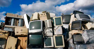 Basura electrónica ¿Por qué es importante reciclarla?