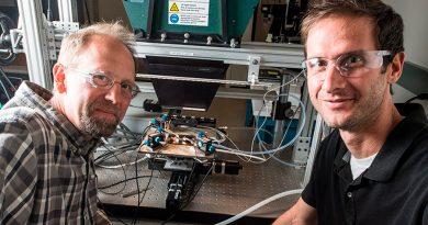 Una célula solar de seis uniones ha batido el récord mundial de mayor eficiencia