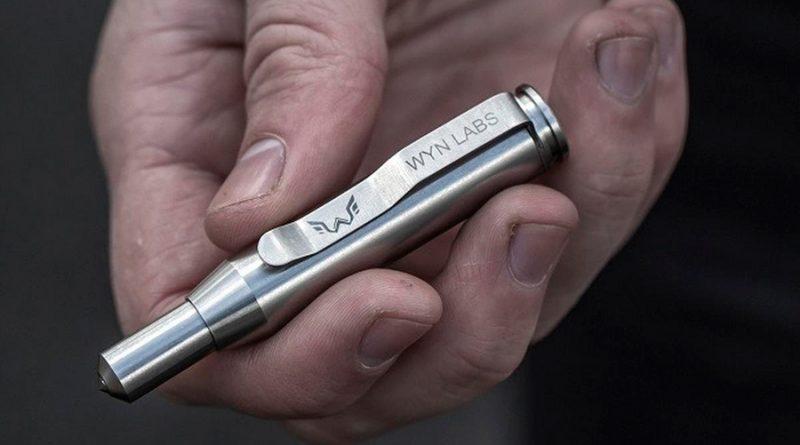 Esta bala está pensada para salvar vidas