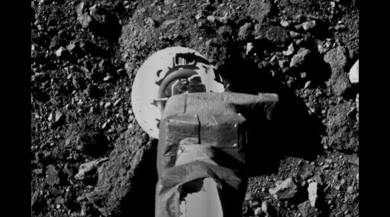 La audaz aproximación de la nave OSIRIS-REx al asteroide Bennu