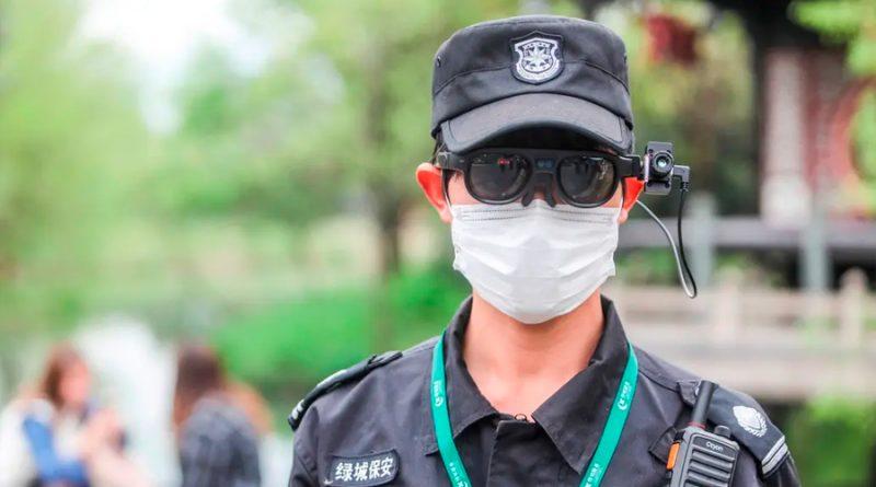Rokid T1: estos son los anteojos equipados con una cámara térmica para detectar a una persona con fiebre