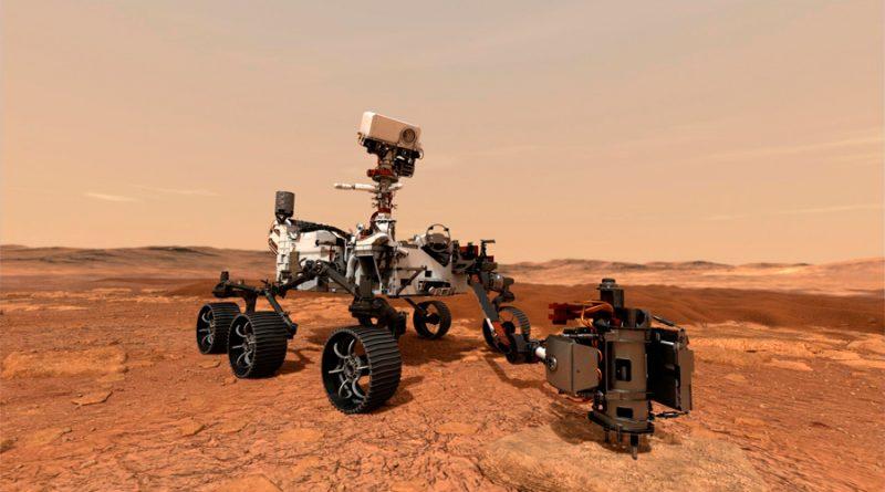 La NASA revela el plan para traer a la Tierra una muestra de Marte