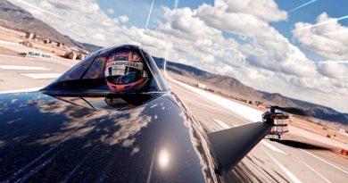 Preparan la primera carrera de autos voladores eléctricos