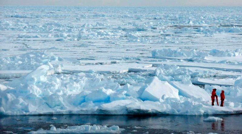 El Polo Norte se verá pronto libre de hielo en verano